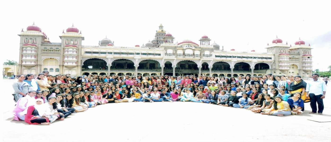 Std XII Excursion - Mysore and Coorg