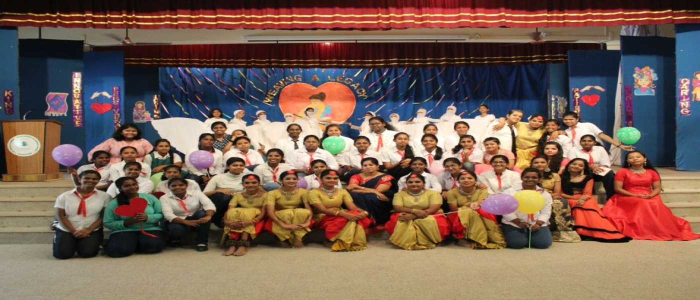 Principal Sr. Prabha's Birthday Celebration - Std X A