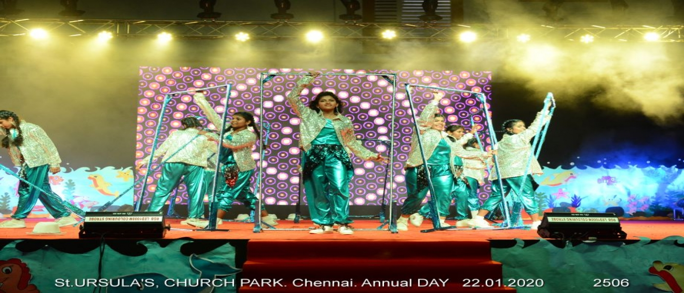 Annual Day Celebration  Cultural Events