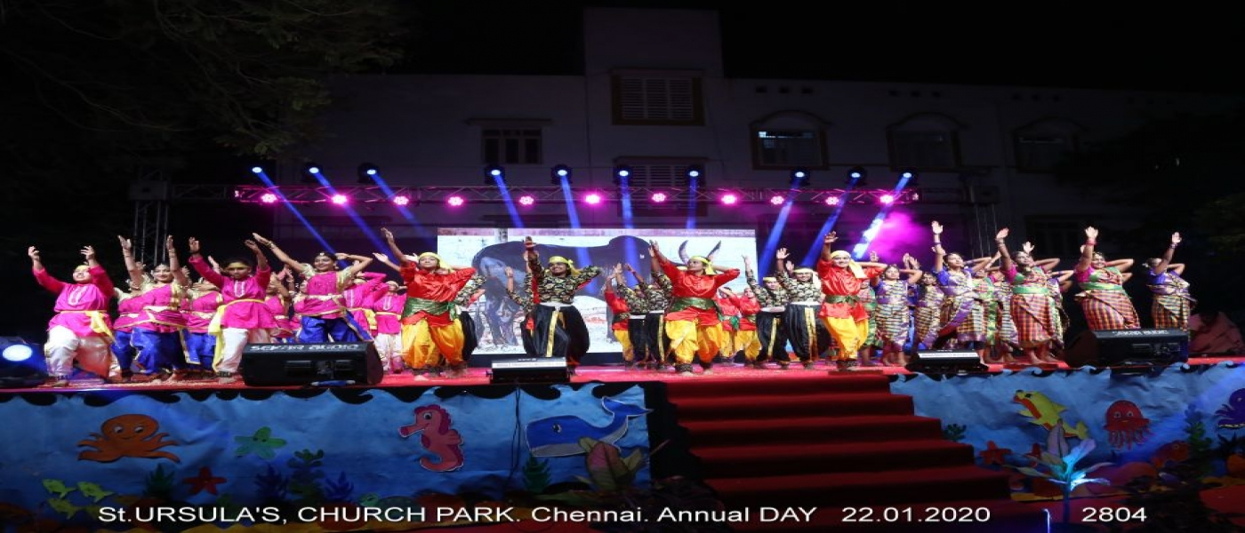 Annual Day Celebration  Cultural Events.
